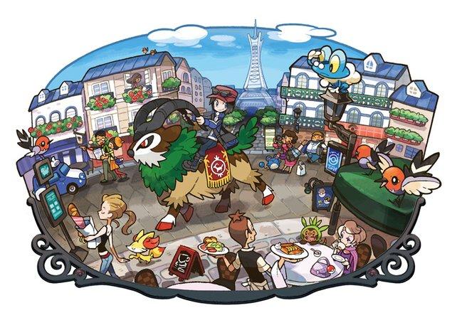 Unscheinbar und putzig, aber im Detail unheimlich: Die Welt der Pokémon.