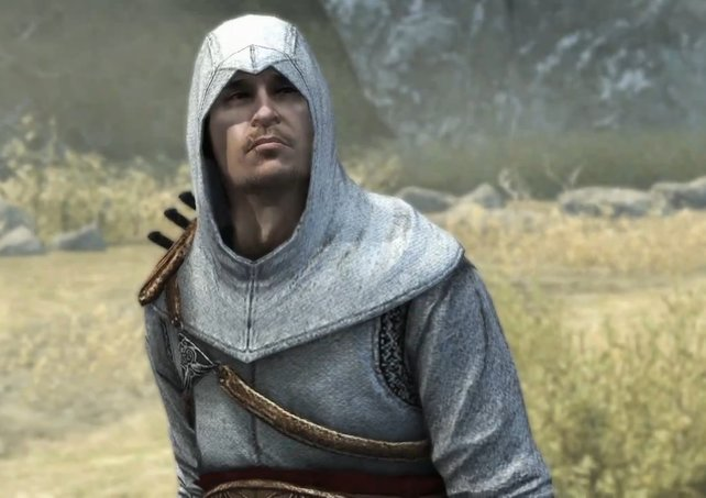 Auch Altair kommt in Revelations zum Zuge.