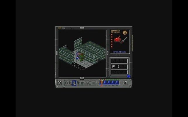Space Crusade: Das erste 40k-Computerspiel kennen heute nur noch eingefleischte Anhänger.