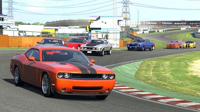 Solche schicken Wagen liegen garantiert nicht im Oster-Nest. Fahren könnt ihr sie trotzdem. In Gran Turismo 5.