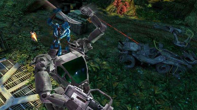 Wieso sind die Menschen auf Pandora? Weshalb sind die Na'vi blau? Warum ist ausgerechnet Rai'uk der beste Krieger?