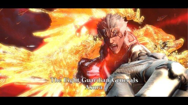 Früher war Asura ein mächtiger General. Doch seine Kameraden haben ihn verraten.