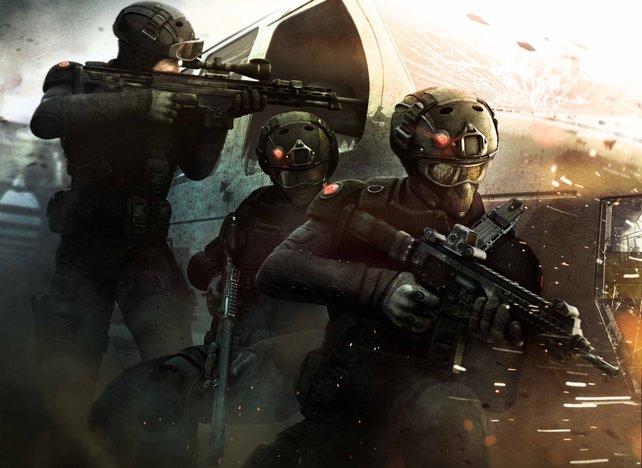 Serien-Tradition: Team Rainbow bekommt es ein weiteres Mal mit Terroristen zu tun.