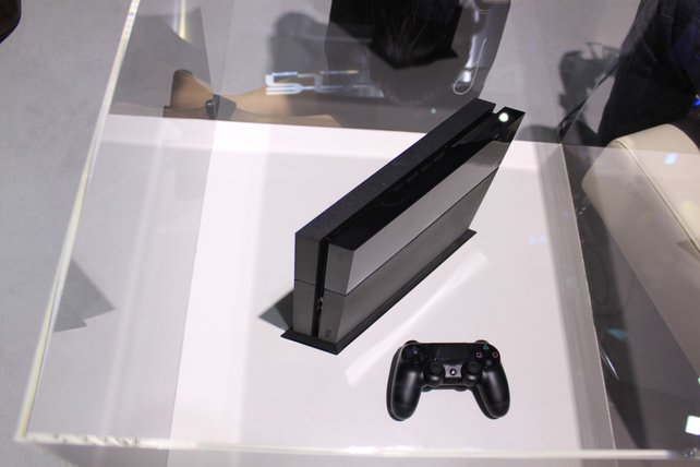 Japan muss sich noch bis Februar 2014 auf die Playstation 4 gedulden.