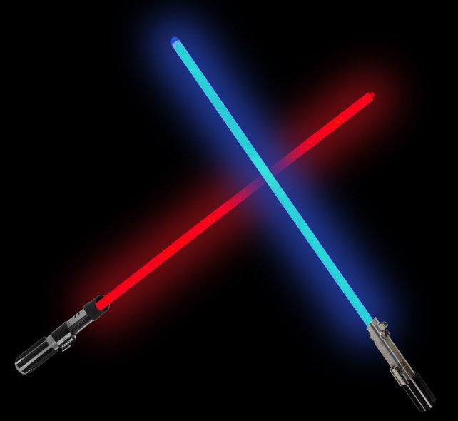 Mit diesen Lichtschwertern zählt ihr zur absoluten Elite der Star-Wars-Anhänger.
