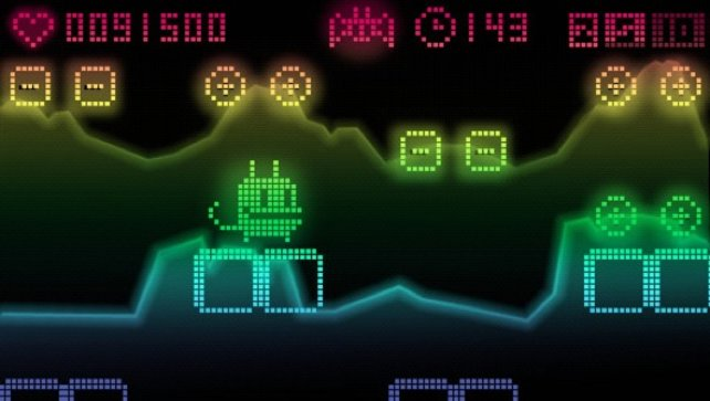 Pix'n Love Rush spielt sich fein und besticht mit herrlich stilvoller Pixel-Grafik.