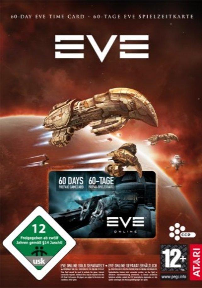 Auch für Eve könnt ihr eine Spielzeit-Karte kaufen.