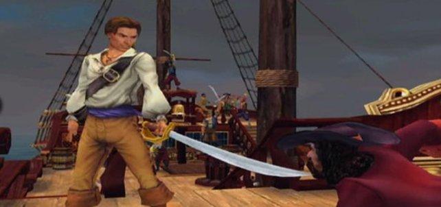 Ein Konkurrenz-Pirat ist gestellt!