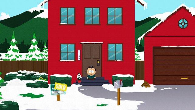 Gerade erst nach South Park gezogen, weiß der Neue noch nicht, was ihn dort erwartet.