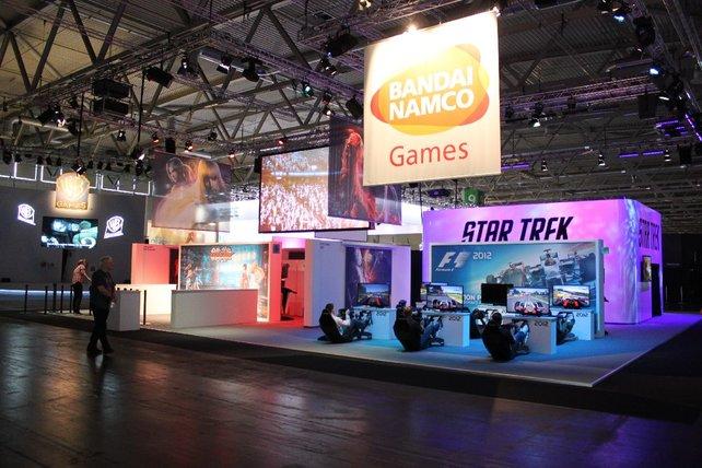 Eine interessante Mischung an Spielen bietet Bandai Namco.