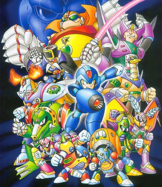Die Zeiten als lässiger Actionheld (hier Mega Man X2) scheinen vorbei zu sein.