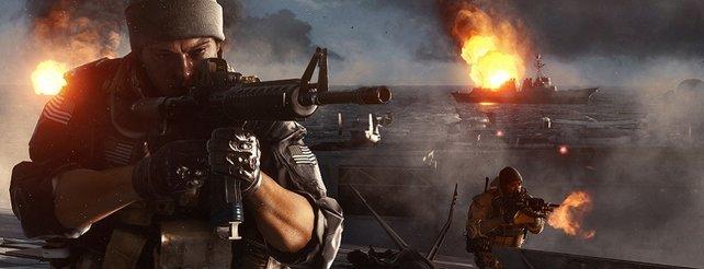 "Battlefield 4: Zusatzinhalt ""China Rising"" erscheint im Dezember"