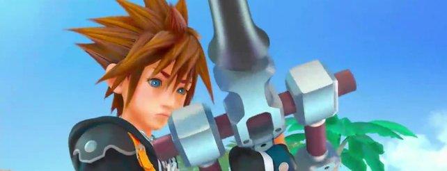 Kingdom Hearts 3: Online-Funktionen und neue Charaktere?
