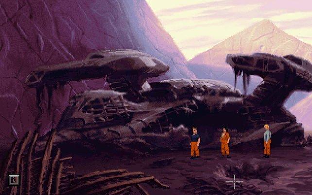 Das Science-Fiction-Adventure entsteht in Zusammenarbeit mit Steven Spielberg.