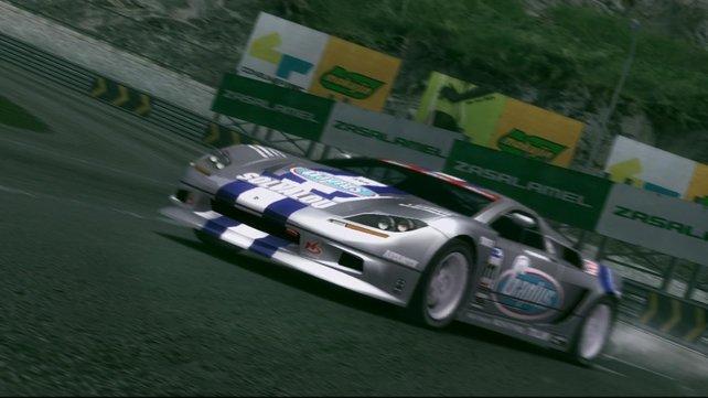 """In """"Ridge Racer 6"""" geht es um Raserei ohne Einschränkung"""