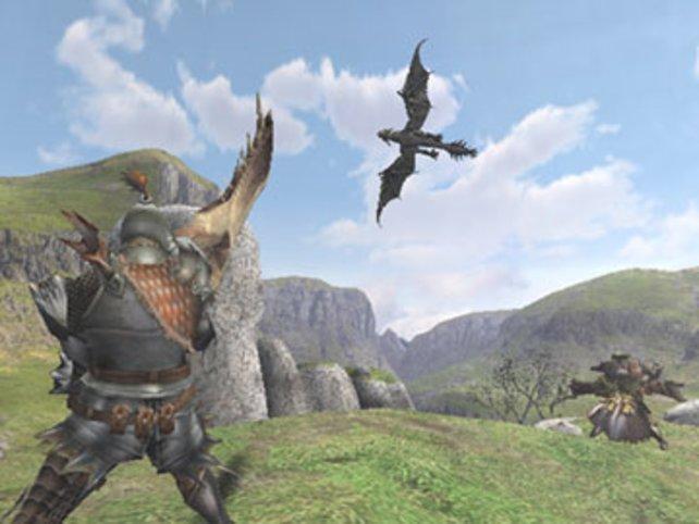 Die Drachen zählen zu den wohl stärksten Gegnern im Spiel.