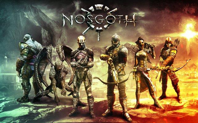 Nosgoth ist ein auf Spieler-gegen-Spieler-Kämpfe ausgelegtes Mehrspieler-Online-Rollenspiel.