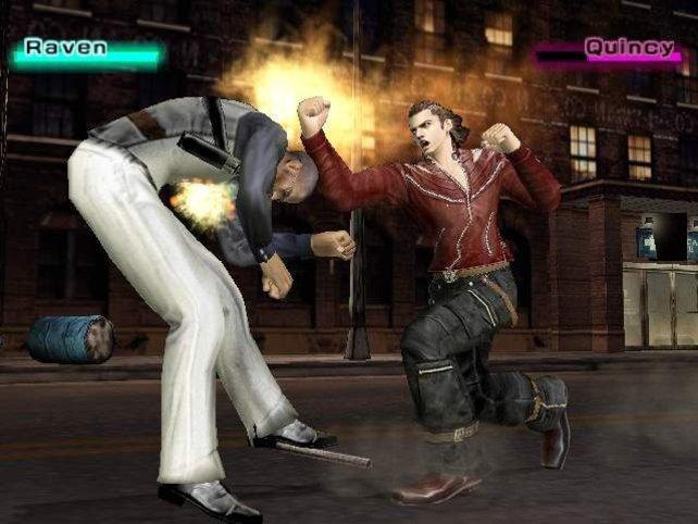 """Der """"Beat Down"""", einer der stärksten Angriffe im Spiel."""