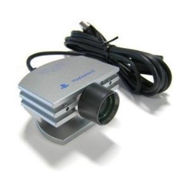 Die alte EyeToy-Kamera.