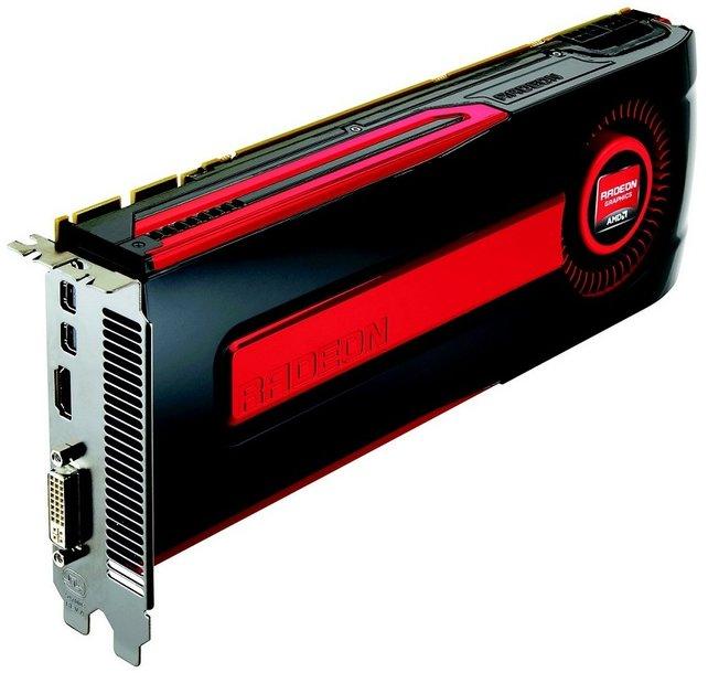 AMDs Radeon HD 7970, die schnellste Spielergrafikkarte der Welt?