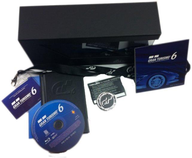 Sony und spieletipps spendieren euch 6 Mediakits zu GT6.