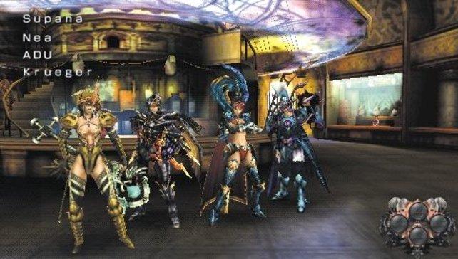 Zusammen mit drei Freunden macht die Monsterjagd am meisten Spaß.