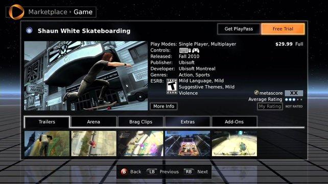 """Bisher nur in Nordamerika: Der Dienst OnLive bietet """"Cloud Gaming""""."""