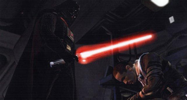 Star Wars Feeling pur, Kämpfe mit dem Laserschwert