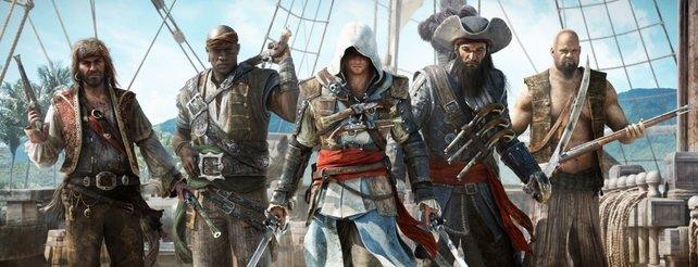 Assassin's Creed 4: Season Pass für Zusatzinhalte aufgetaucht