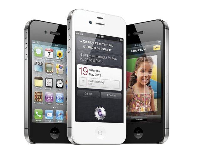Schickes Design, ausgereifte Technik, hoher Preis: das iPhone 4S.
