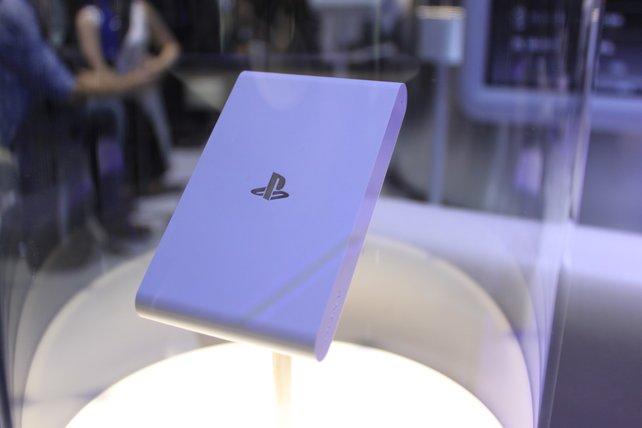 Mit dieser kleinen Box spielt ihr Vita-Titel auf dem heimischen Fernseher.