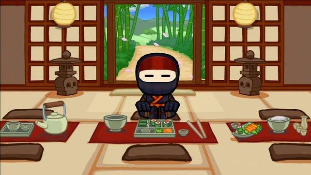 Endlich gibt es wieder (Totenkopf-)Ninjas in einem Spiel!