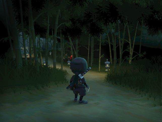 Hiro begibt sich auf eine lange Reise.