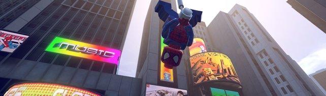 Spiderman vs. Batman - wer den Kampf wohl gewinnen würde?