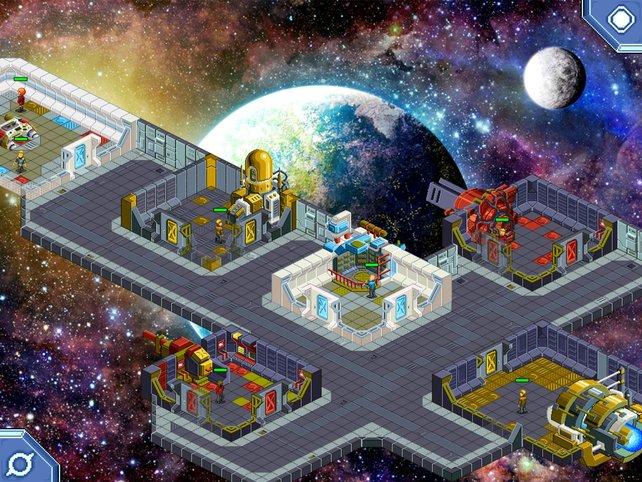 Star Command liefert eine klasse Spielidee, die etwas einseitig umgesetzt ist.