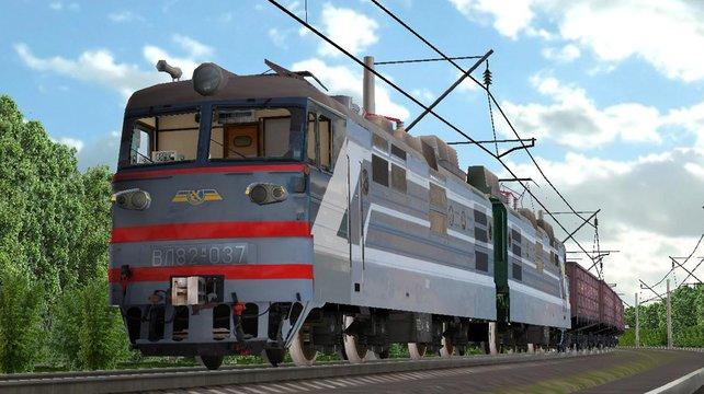 Der ZD Zug-Simulator 2013 war ursprünglich als echtes Trainingsprogramm für angehende Lokführer gedacht.