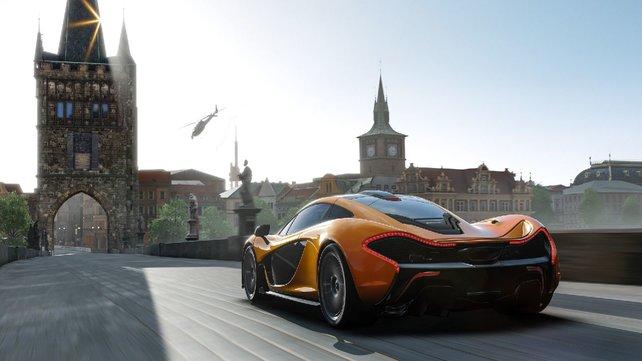 Forza 5 setzt mit virtuellen Fahrern auf die sogenannte Cloud.