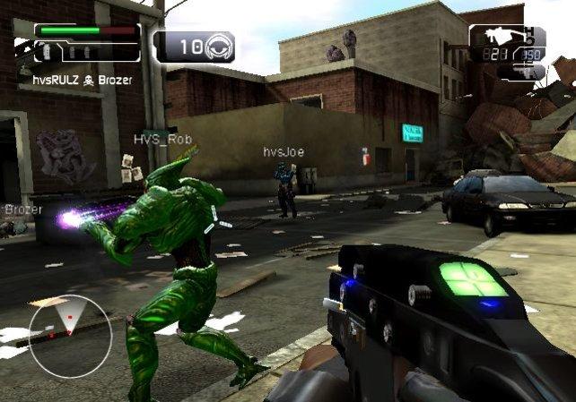Der Multiplayer: Lange Wartezeit, großer Spaß.