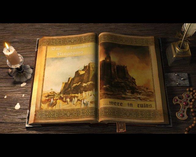 Nach eurem Kreuzzug müssen die Geschichtsbücher umgeschrieben werden.