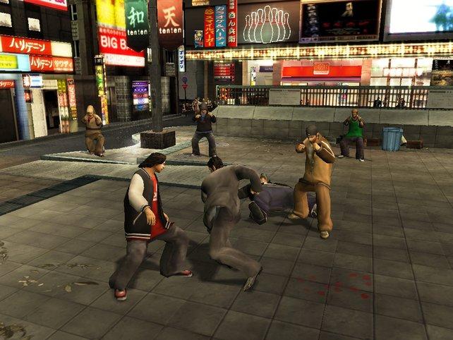 Kazuma - The Street Fighter