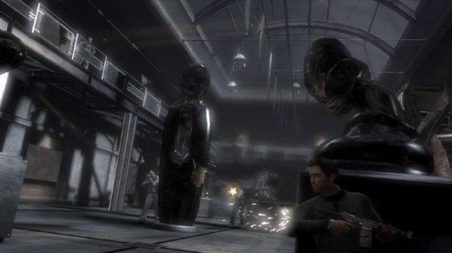 Das Deckungsfeature übernimmt Bourne aus anderen Actionspielen.