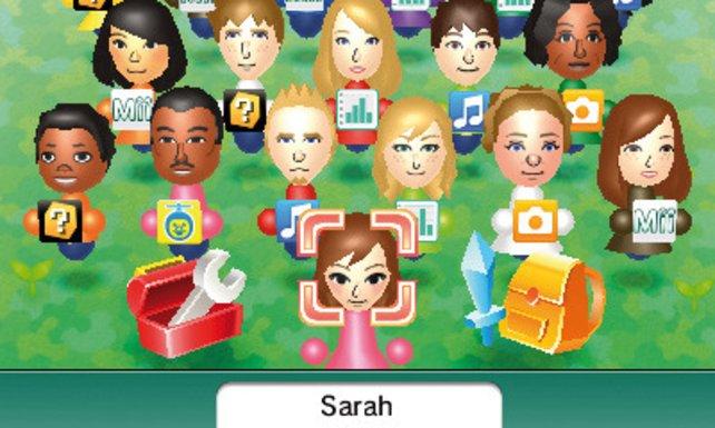 Der StreetPass ist eine witzige Idee: Je mehr Leute ihr unterwegs mit einem 3DS trefft, desto voller wird eure Lobby.
