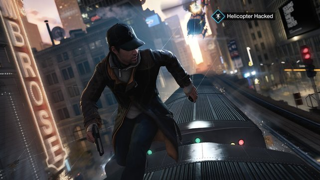 Die Grafik auf den von Ubisoft zur Verfügung gestellten Bildern wirkt besser als im eigentlichen Spiel.