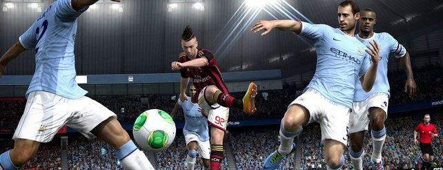 Fifa 14: Die nächste Generation des Fußballs rückt an