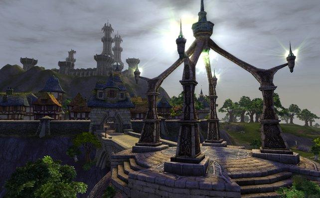 Die Rift-Entwickler haben bereits an Verkaufsschlagern wie World of Warcraft mitgearbeitet.