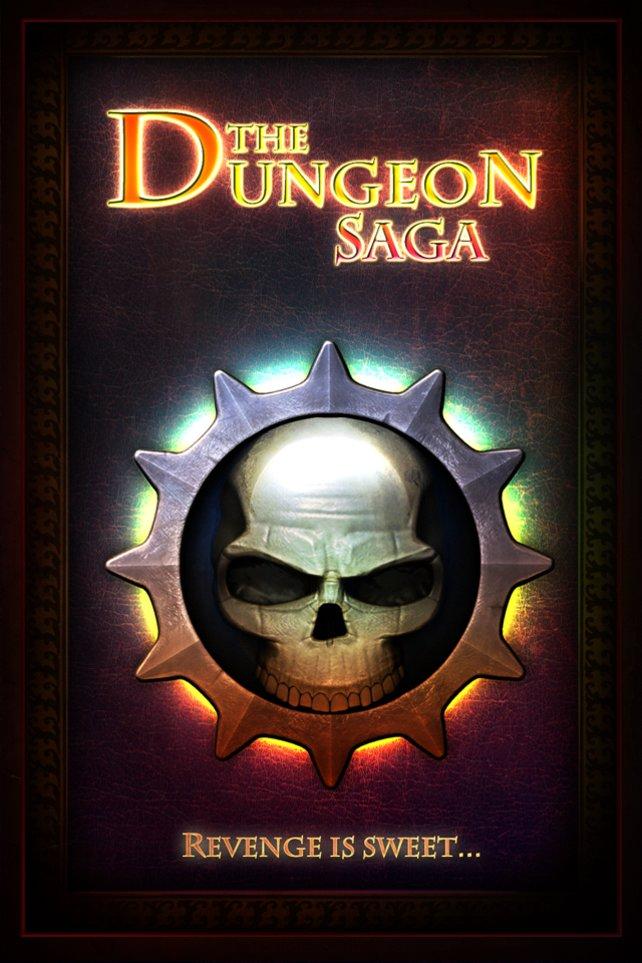 The Dungeon Saga heißt euch düster willkommen.