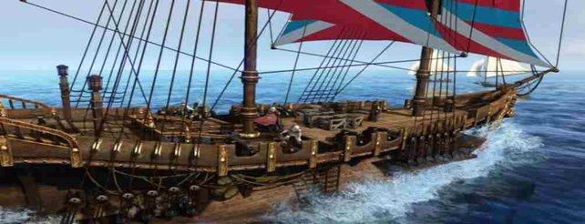 Die Seefahrt spielt in Arche Age eine bedeutende Rolle. Nun steht das **Online-Rollenspiel aus Korea** kurz vor dem Einlauf in die westlichen Spielhäfen.