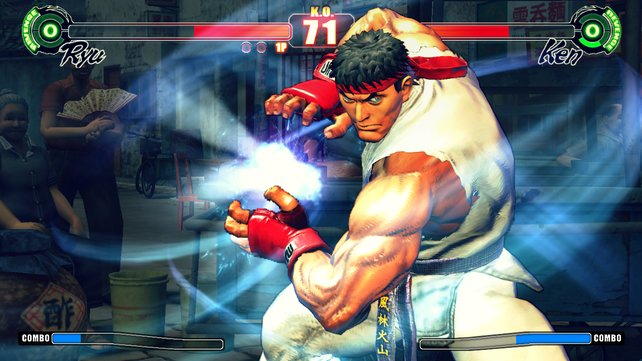 Löst der Spieler einen Super-Move aus, kommt die neue Engine so richtig in Fahrt.
