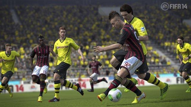 Fifa 14 bietet viele Neuerungen beim Modus Ultimate Team.