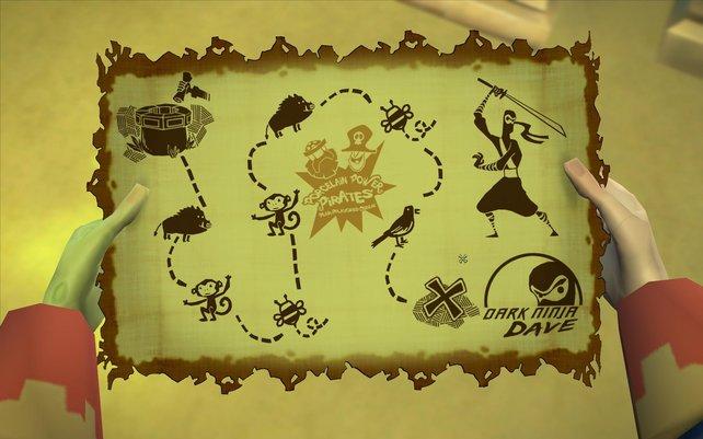 Ein typisches Monkey Island-Rätsel.